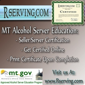 Renew Montana Alcohol Server License